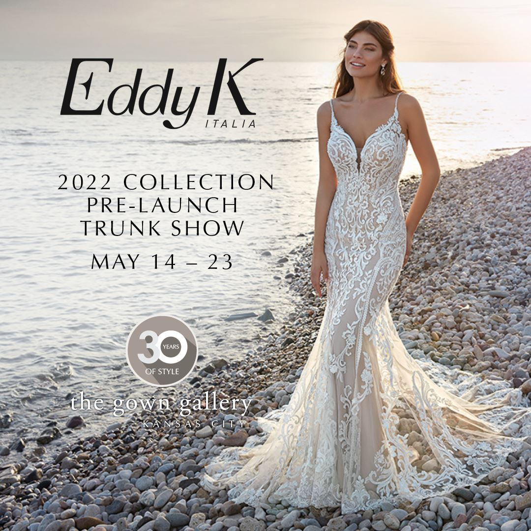 Eddy K 2022 Collection Pre-Launch Trunk Show