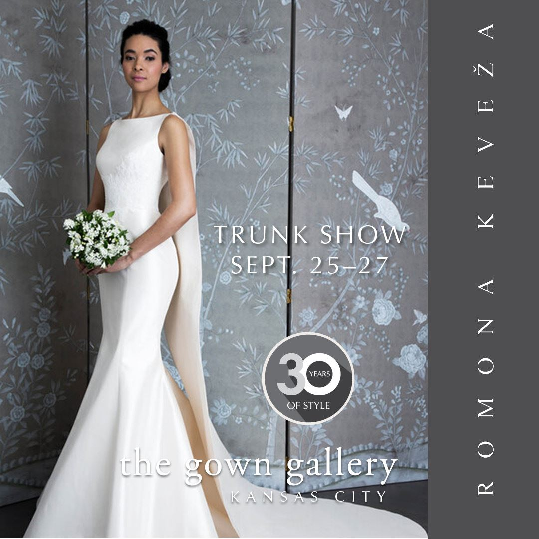 Romona Keveza Trunk Show September 25-27. Mobile Image